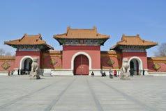 O túmulo de Hong Taji Fotos de Stock Royalty Free