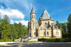 O túmulo de Schwarzenberg Fotografia de Stock Royalty Free