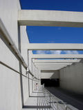 O túnel Imagem de Stock