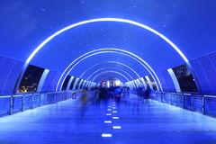O túnel ideal Imagens de Stock