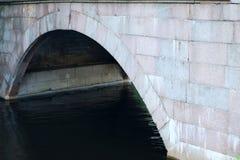 O túnel para a água Imagem de Stock