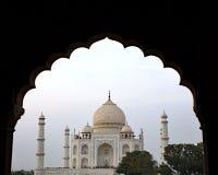 O Taj Mahal Imagens de Stock Royalty Free