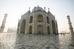 O Taj Mahal Fotografia de Stock