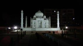 O Taj Mahal Fotos de Stock Royalty Free