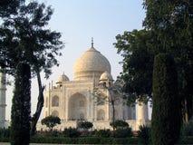 O Taj Mahal em Agra Imagem de Stock