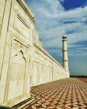 O Taj Mahal foto de stock