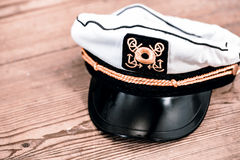 O tampão de marinheiro Fotos de Stock