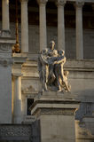 Ołtarz Fatherland Rome Italy Fotografia Stock