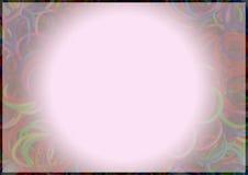 O tear colorido do fundo une a multi cor Imagem de Stock