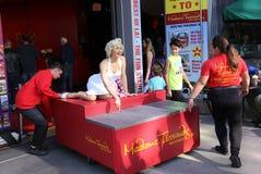 O teatro chinês de Grauman, Hollywood, Los Angeles, EUA Fotografia de Stock