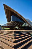 O teatro da ópera de Sydney Imagens de Stock Royalty Free