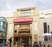 O teatro de Kodak, HOME dos prémios da Academia Foto de Stock Royalty Free