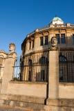 O teatro de Sheldonian, Oxford fotos de stock