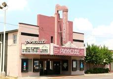 O teatro do circuito, Memphis Tennessee Foto de Stock