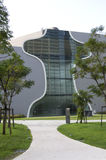 O teatro nacional de Taichung Imagem de Stock