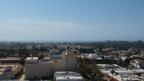 O teatro Santa Barbara California de Granada video estoque