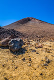 O Teide Foto de Stock Royalty Free