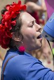20o telefone Aviv Pride, Israel Imagens de Stock Royalty Free