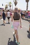 20o telefone Aviv Pride, Israel Fotos de Stock