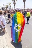 20o telefone Aviv Pride, Israel Foto de Stock