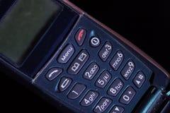 O telefone celular velho Fotos de Stock Royalty Free