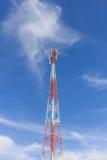O telefone da antena fotos de stock