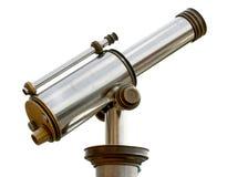 O telescópio Fotografia de Stock Royalty Free