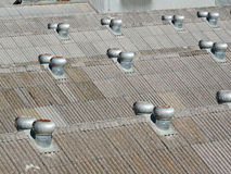 O telhado de vertente Foto de Stock