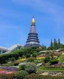 O templo Fotos de Stock