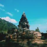 O templo Imagem de Stock