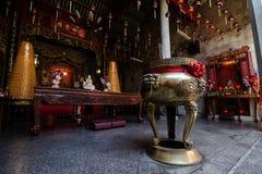 O templo foto de stock