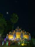 O templo imagem de stock royalty free