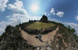 O templo fotografia de stock royalty free