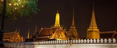 O templo crescente Foto de Stock