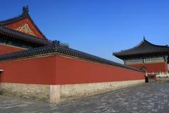 O templo de céu Fotografia de Stock