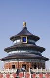 O templo de céu em Beijing Foto de Stock Royalty Free