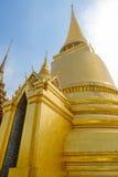 O templo de Emerald Buddha ou do WAT PHRA KAEW de Tailândia Fotos de Stock