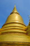 O templo de Emerald Buddha ou do WAT PHRA KAEW de Tailândia Imagem de Stock