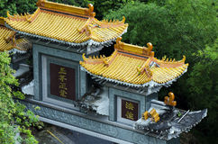 O templo de Kek Lok Si Fotografia de Stock Royalty Free