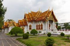 O templo de mármore Fotografia de Stock