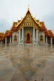 O templo de mármore Fotos de Stock Royalty Free