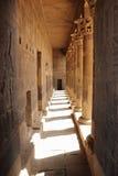 O templo de Philae, na ilha de Agilkia Egypt imagem de stock
