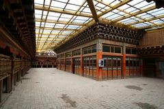O templo de Songzanlin Foto de Stock Royalty Free