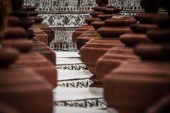 O templo de Wat Arun Buddhist em Banguecoque Fotos de Stock