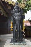 O templo de Wat Phrathat Doi Suthep The é referido frequentemente como Foto de Stock