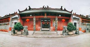 O templo de Xiantai fotografia de stock