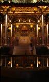 O templo dourado Fotografia de Stock Royalty Free