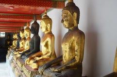 O templo dourado da Buda Fotos de Stock