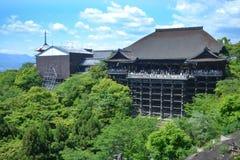 O templo em Japão Fotos de Stock Royalty Free