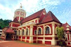 O templo Hindu Foto de Stock
